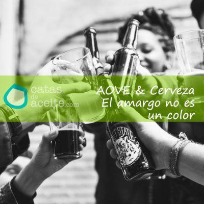 catas de aceite de oliva y cerveza en Madrid