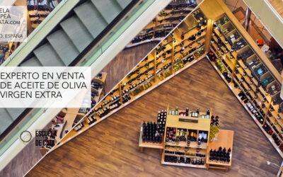 Curso Nivel 1 Experto en venta de Aceite de Oliva Virgen Extra